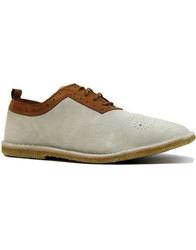 delicious junction connett suede shoes ice white
