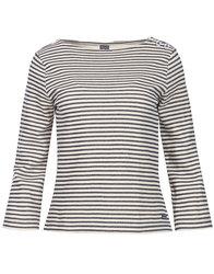 Mademoiselle Yeye sixties mod striped top Frieda