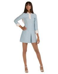 MARMALADE DRESSES RETRO MOD 60S POLO DRESS