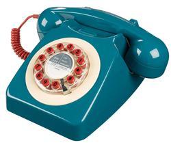 RETRO PHONE MOD TELEPHONE VINTAGE SIXTIES GPO 60s