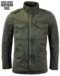 PRETTY GREEN NORTHERN SOUL DIG OUT YOUR SOUL M65