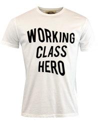 worn by working class hero john lennon t-shirt