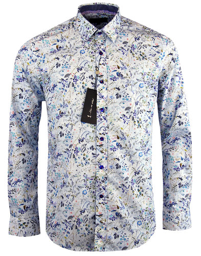 1 like no other bristol wildlife mod floral shirt