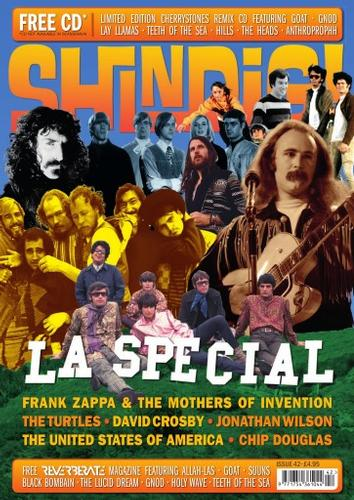 + SHINDIG! MAGAZINE Issue 42 LA Special