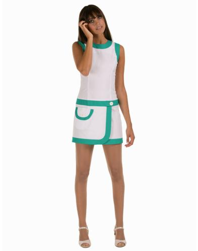 MARMALADE Retro Mod Sixties Style Tennis Dress