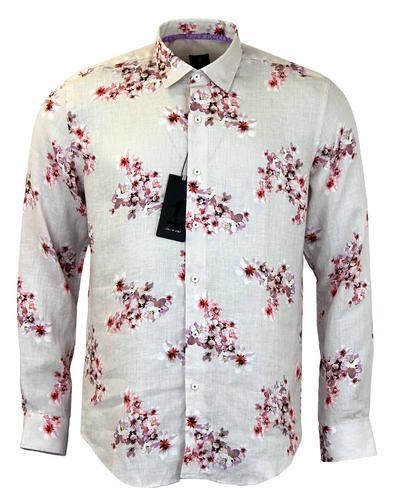 1 LIKE NO OTHER SHIRT NATURAL FLORAL