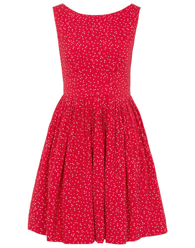 Emily and Fin Retro 50s Abigail Stars Dress