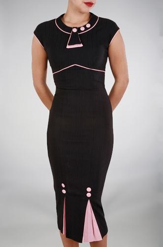 RETRO VINTAGE BOMBSHELL STOP STARING DRESS DRESSES