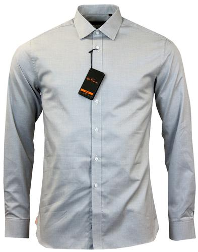 BEN SHERMAN RETRO MOD MICRO DOT SHIRT