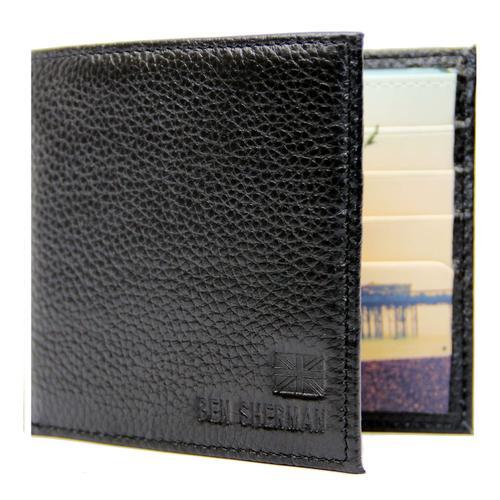 BEN SHERMAN Brighton Rock Leather Wallet B