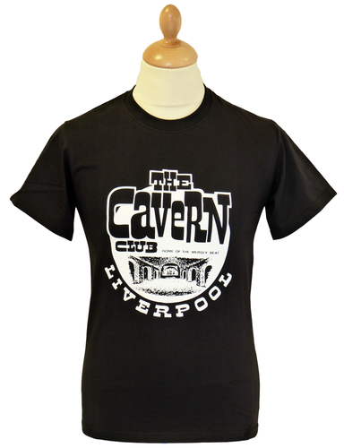 CAVERN CLUB T-SHIRT MENS PAUL MCCARTNEY T-SHIRTCAV
