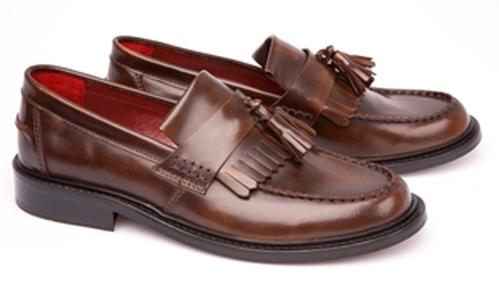 DELICIOUS JUNCTION RUDEBOY MOD TASSEL LOAFERS