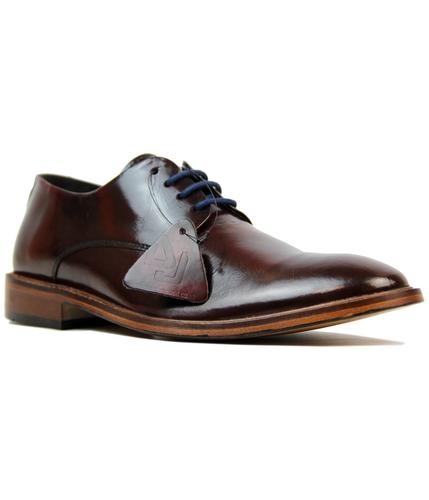 DELICIOUS JUNCTION MALICE RETRO MOD DERBY SHOES