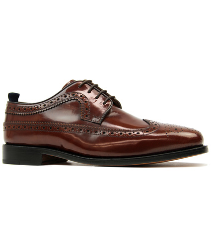 DELICIOUS JUNCTION UPSETTER 3 RETRO BROGUES
