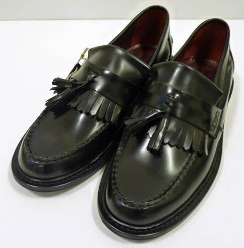 DELICIOUS JUNCTION MENS MOD RETRO TASSEL LOAFERS