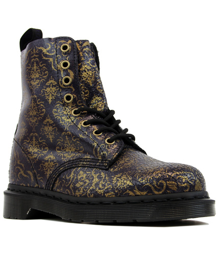 Pascal DR MARTENS Retro Mod Baroque Leather Boots