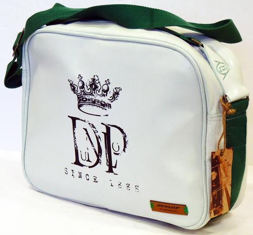 Crack Greenflash DUNLOP Retro 1888 Shoulder Bag