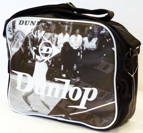 DUNLOP BAGS DUNLOP MCENROE SHOULDER BAG VINTAGE