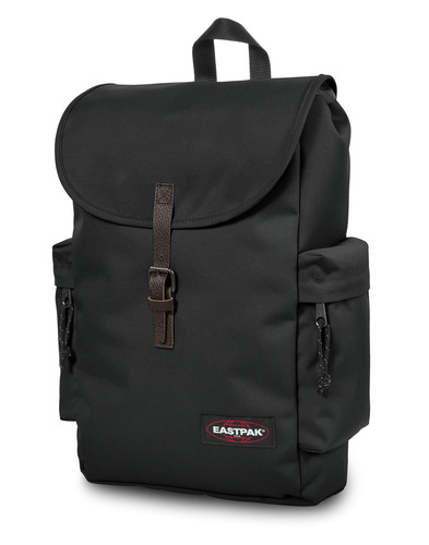 eastpak austin laptop backpack Black