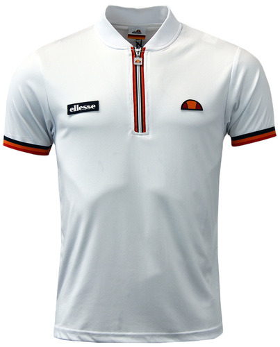 ELLESSE OTTAVIO RETRO MOD TIPPED CYCLING TOP