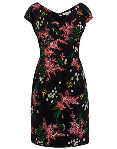 EMILY AND FIN JULIET RETRO 50S FLORAL DRESS