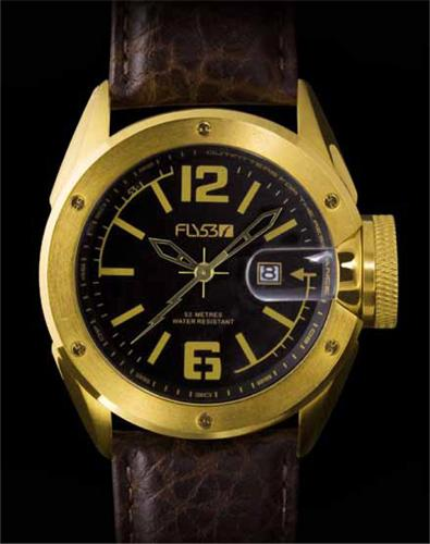 FLY53 FLY 53 MENS RETRO WATCH RETRO WATCHES MOD