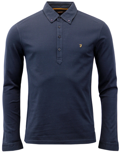 FARAH MERRIWEATHER RETRO MOD SIXTIES POLO