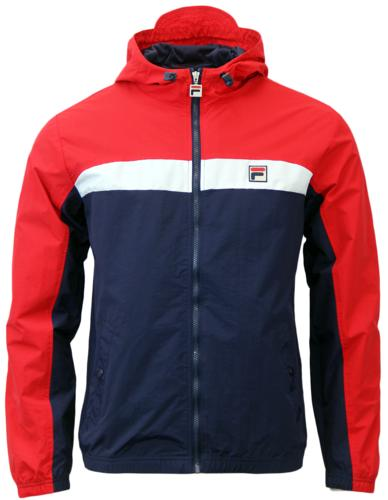 FILA VINTAGE CLIPPER RETRO INDIE JACKET