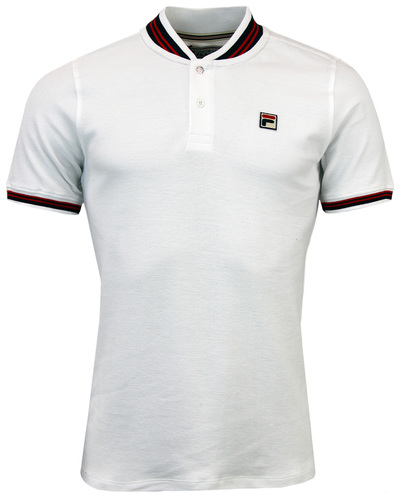 FILA VINTAGE SKIPPER RETRO SEVENTIES PIQUE POLO