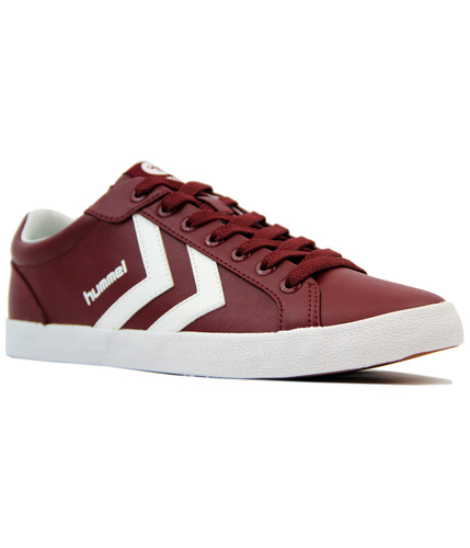 HUMMEL DEUCE COURT SPORT RETRO 70S TENNIS TRAINERS