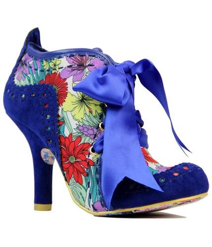 IRREGULAR CHOICE ABIGAIL'S THIRD PARTY FLORAL HEE