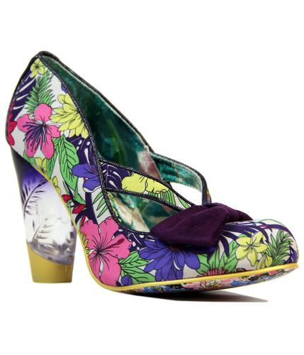 IRREGULAR CHOICE HELLO HA VINTAGE 1960S HEELS