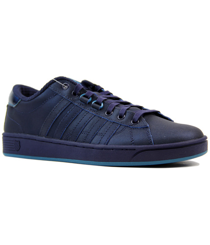 K-SWISS HOKE RADIANT RETRO INDIE TENNIS TRAINERS