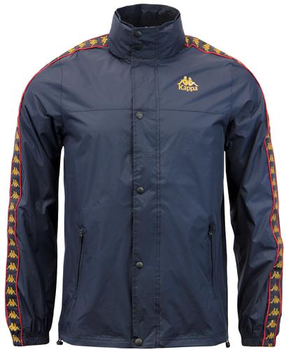 Bescot KAPPA Retro 80s Training Cagoule Jacket