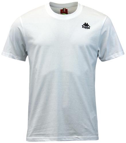 Bramall KAPPA Retro Indie Mens Plain Logo T-Shirt