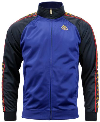 KAPPA BRITANNIA RETRO CONTRAST SLEEVES TRACK TOP
