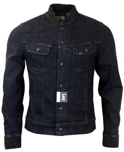 LEE JEANS RETRO INDIE DENIM BOMBER JACKET
