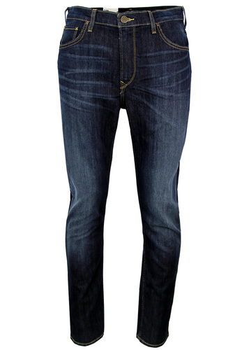 LEE RIDER RETRO INDIE SLIM LEG DENIM JEANS
