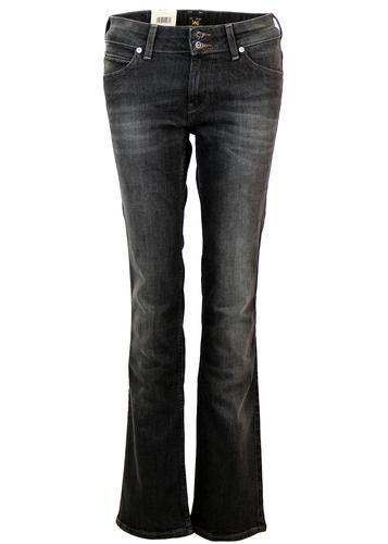 LEE JOLIET RETRO 70S STRETCH DENIM BOOTCUT JEANS