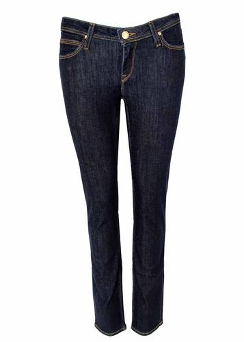 LEE EMLYN ONE WASH RETRO DENIM JEANS