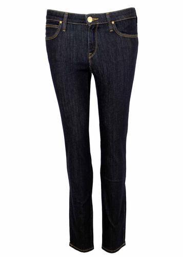 LEE SCARLETT RETRO ONE WASH DENIM JEANS