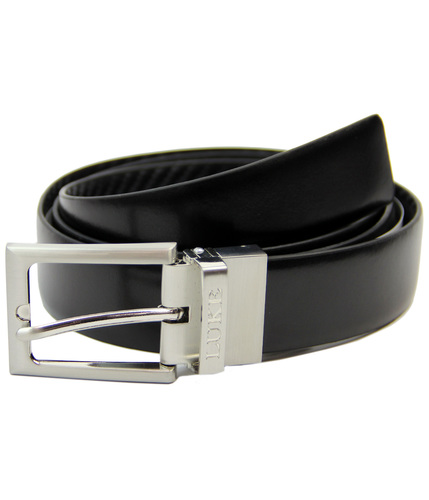 LUKE 1977 MIND CHANGER RETRO INDIE MOD MENS BELT