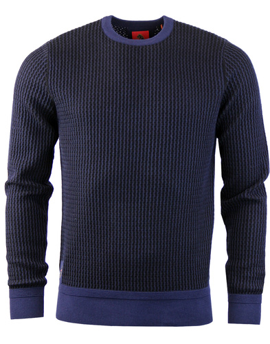 luke 1977 simeon jumper navy