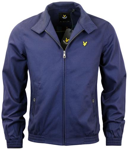 LYLE & SCOTT RETRO MOD 60S HARRINGTON JACKET