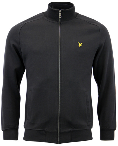 LYLE & SCOTT RETRO INDIE FUNNEL NECK TRACK JACKET