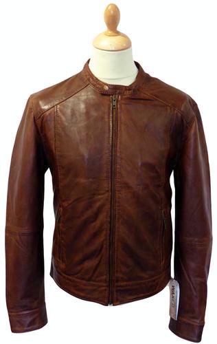 Harper MADCAP ENGLAND Retro Indie Leather Jacket