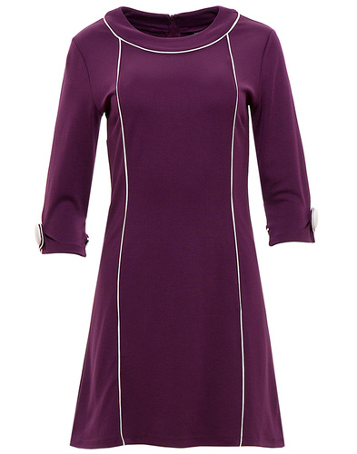MADEMOISELLE YEYE AMELIE RETRO MOD SIXTIES DRESS