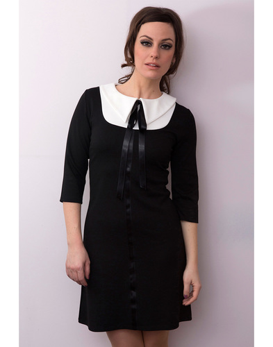 MADEMOISELLE YEYE MOLARY RETRO MOD 1960S DRESS
