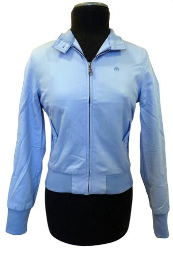 'Mary' - MERC Retro Mod Womens Harrington Jacket B