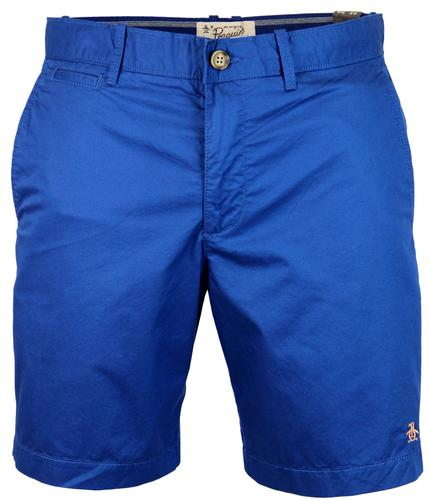 ORIGINAL PENGUIN MOJO RETRO MOD INDIE CHINO SHORTS